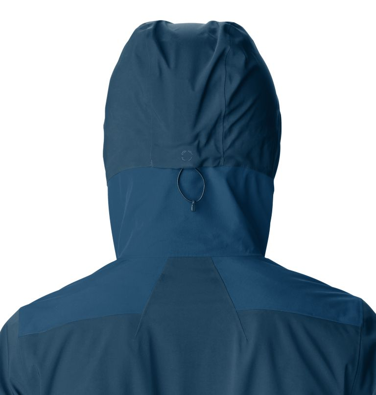 Cloud Bank™ Gore-Tex Jacket | 402 | M Men's Cloud Bank™ Gore-Tex® Jacket, Blue Horizon, a4