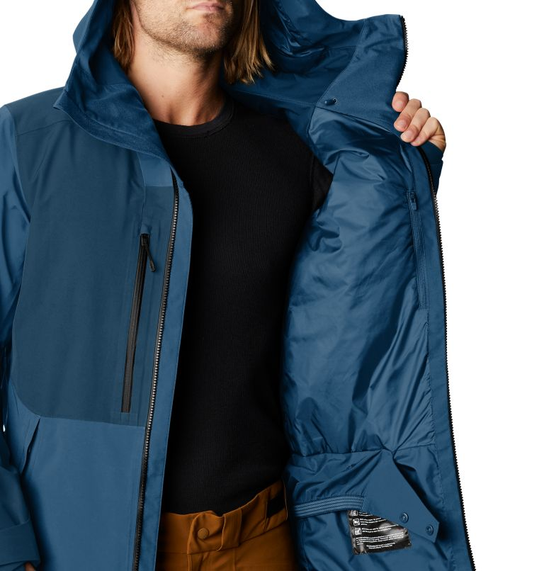 Cloud Bank™ Gore-Tex Jacket | 402 | M Men's Cloud Bank™ Gore-Tex® Jacket, Blue Horizon, a6