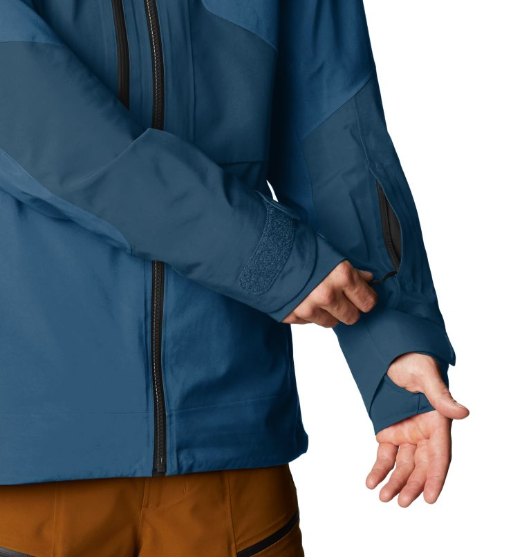 Cloud Bank™ Gore-Tex Jacket | 402 | M Men's Cloud Bank™ Gore-Tex® Jacket, Blue Horizon, a8