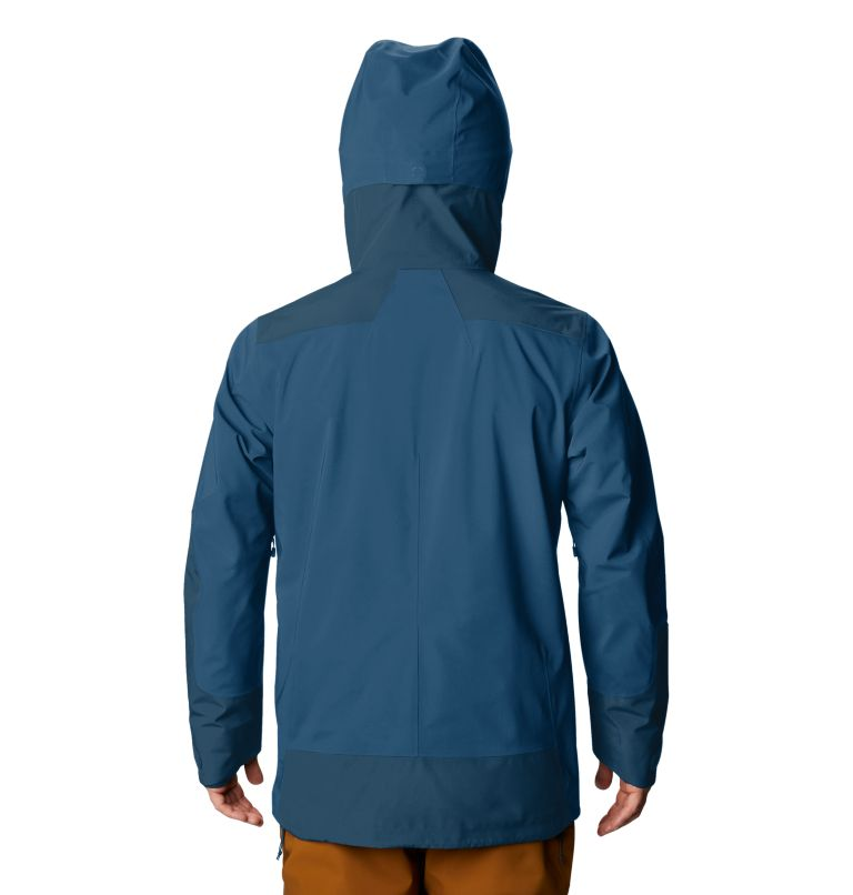 Cloud Bank™ Gore-Tex Jacket | 402 | M Men's Cloud Bank™ Gore-Tex® Jacket, Blue Horizon, back
