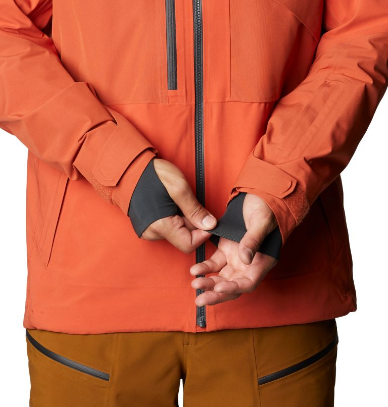 Cloud Bank™ Gore-Tex Jacket | 840 | XL Men's Cloud Bank™ Gore-Tex® Jacket, Dark Clay, a10