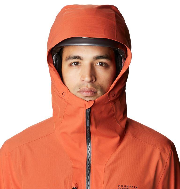 Cloud Bank™ Gore-Tex Jacket | 840 | XL Men's Cloud Bank™ Gore-Tex® Jacket, Dark Clay, a2