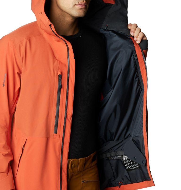 Cloud Bank™ Gore-Tex Jacket | 840 | XL Men's Cloud Bank™ Gore-Tex® Jacket, Dark Clay, a6