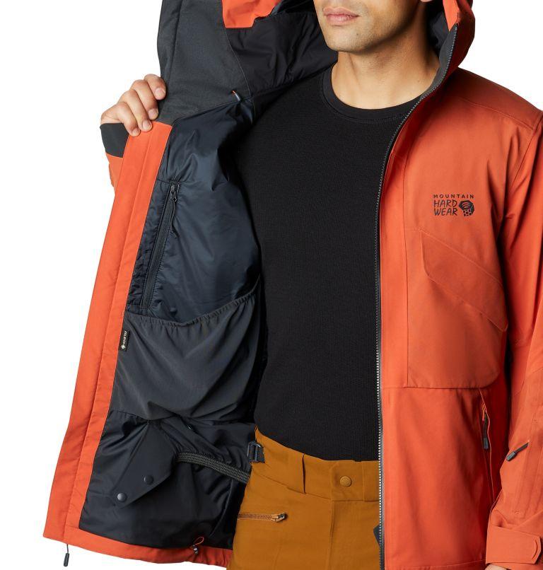 Cloud Bank™ Gore-Tex Jacket | 840 | XL Men's Cloud Bank™ Gore-Tex® Jacket, Dark Clay, a7