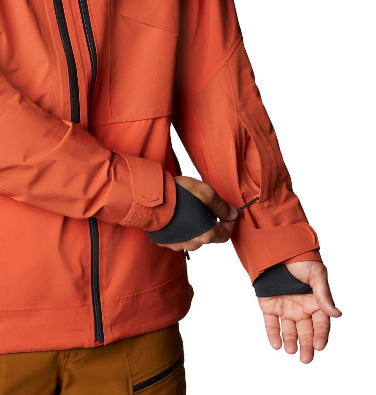 Cloud Bank™ Gore-Tex Jacket | 840 | XL Men's Cloud Bank™ Gore-Tex® Jacket, Dark Clay, a8