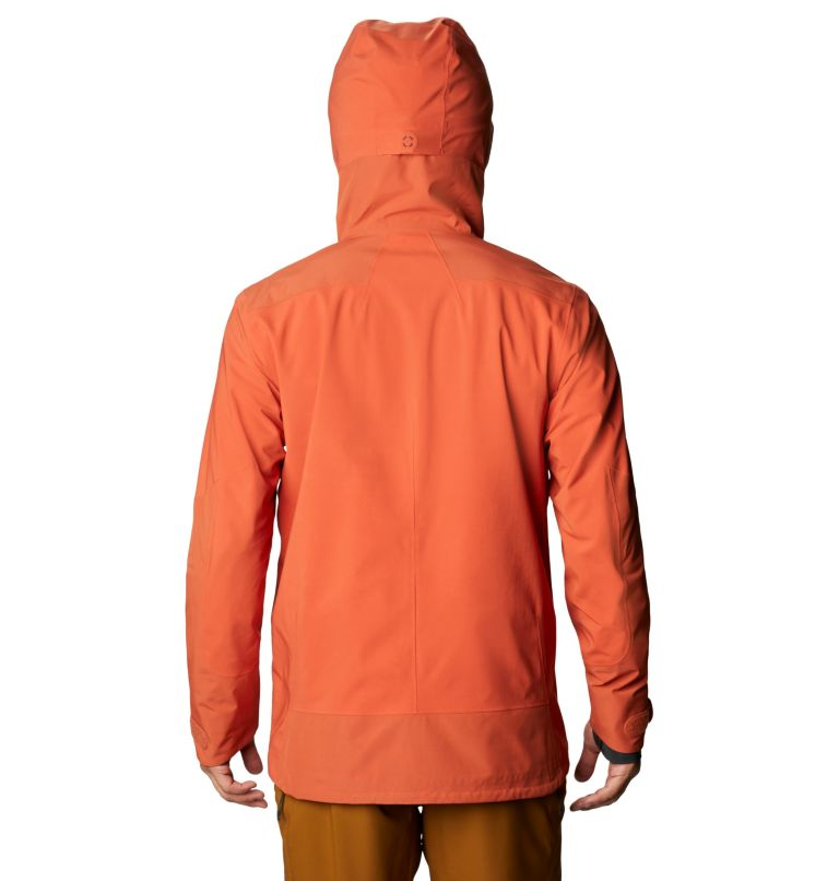 Cloud Bank™ Gore-Tex Jacket | 840 | XL Men's Cloud Bank™ Gore-Tex® Jacket, Dark Clay, back