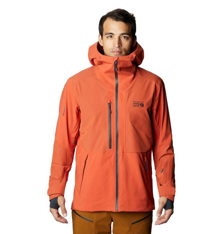 Cloud Bank™ Gore-Tex Jacket | 840 | XL Men's Cloud Bank™ Gore-Tex® Jacket, Dark Clay, front