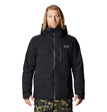 Men's Firefall/2™ Insulated Jacket Firefall/2™ Insulated Jacket | 407 | L, Black, front