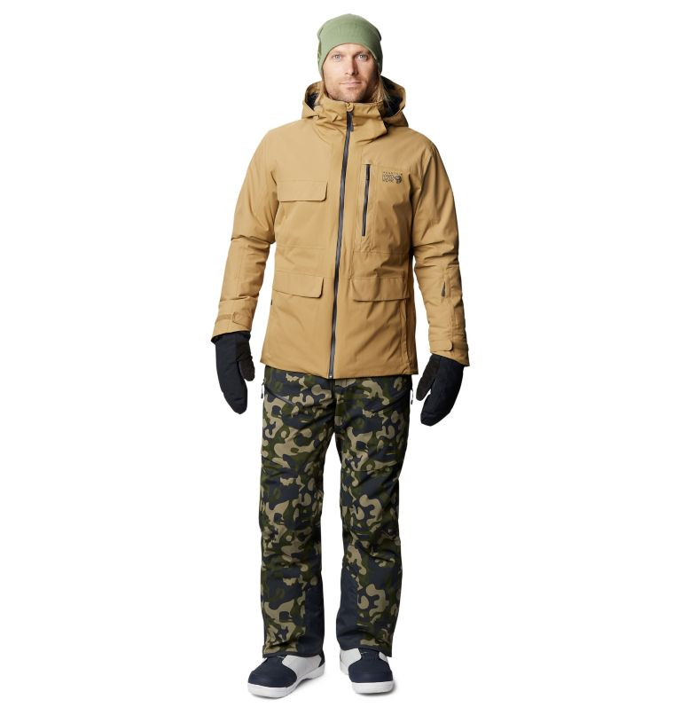 Firefall/2™ Insulated Jacket | 254 | XXL Men's Firefall/2™ Insulated Jacket, Sandstorm, a9