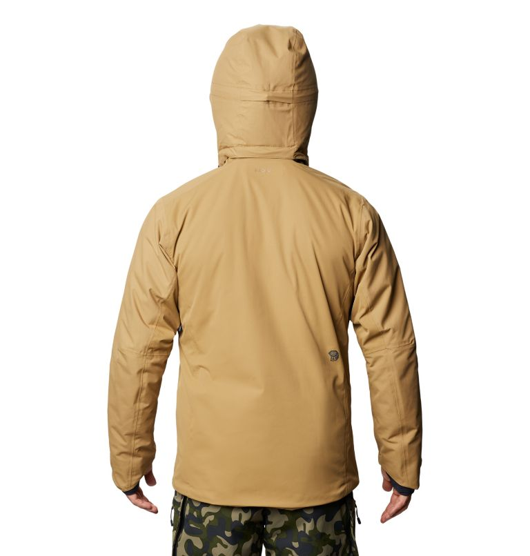 Firefall/2™ Insulated Jacket | 254 | XL Firefall/2™ Insulated Jacket, Sandstorm, back