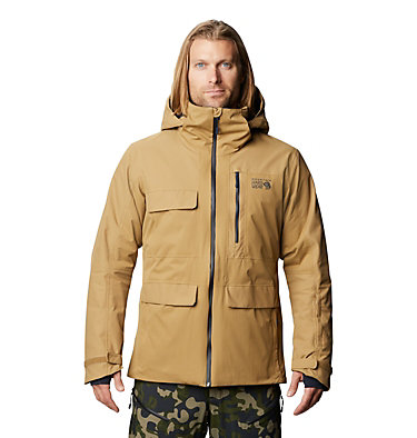 Men's Firefall/2™ Insulated Jacket Firefall/2™ Insulated Jacket | 451 | L, Sandstorm, front