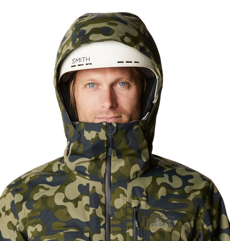 Firefall/2™ Insulated Jacket | 308 | S Men's Firefall/2™ Insulated Jacket, Dark Army Camo, a2