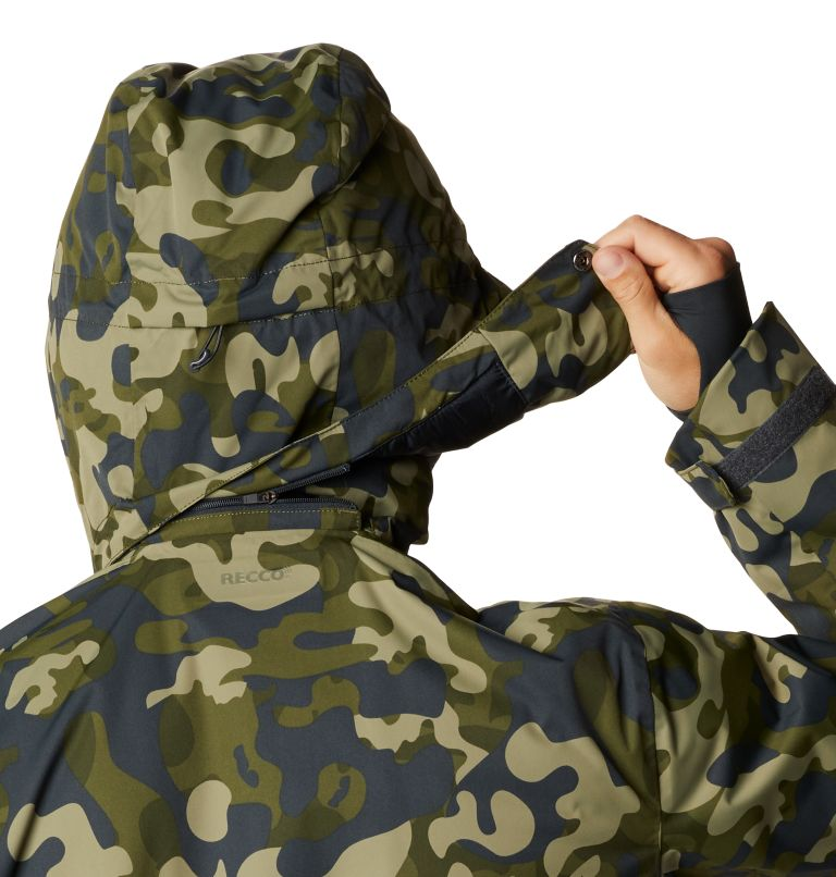 Firefall/2™ Insulated Jacket | 308 | S Men's Firefall/2™ Insulated Jacket, Dark Army Camo, a4