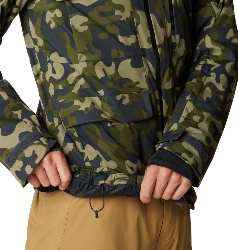 Firefall/2™ Insulated Jacket | 308 | S Men's Firefall/2™ Insulated Jacket, Dark Army Camo, a5