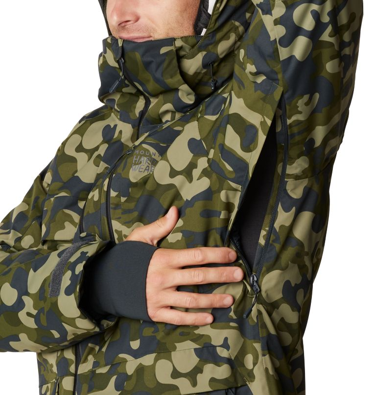 Firefall/2™ Insulated Jacket | 308 | S Men's Firefall/2™ Insulated Jacket, Dark Army Camo, a9