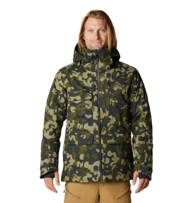 Firefall/2™ Insulated Jacket | 308 | S Men's Firefall/2™ Insulated Jacket, Dark Army Camo, front