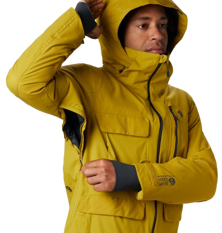 Firefall/2™ Insulated Jacket | 358 | M Firefall/2™ Insulated Jacket, Dark Citron, a1
