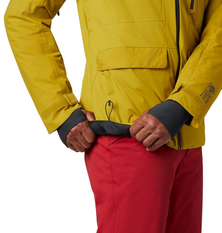 Firefall/2™ Insulated Jacket | 358 | M Firefall/2™ Insulated Jacket, Dark Citron, a4
