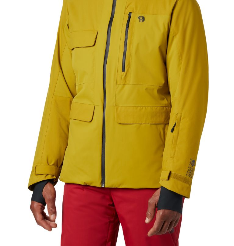 Firefall/2™ Insulated Jacket | 358 | M Firefall/2™ Insulated Jacket, Dark Citron, a6