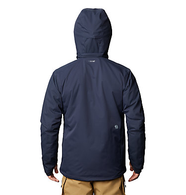 Men's Firefall/2™ Insulated Jacket Firefall/2™ Insulated Jacket | 407 | L, Dark Zinc, back