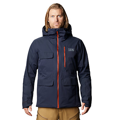 Men's Firefall/2™ Insulated Jacket Firefall/2™ Insulated Jacket | 451 | L, Dark Zinc, front