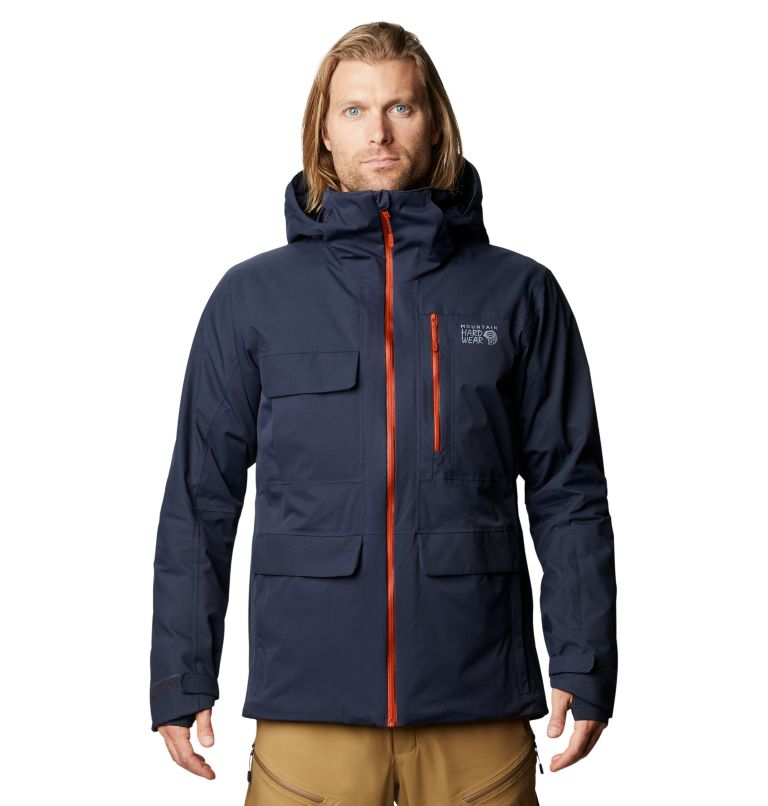 Firefall/2™ Insulated Jacket | 407 | XL Men's Firefall/2™ Insulated Jacket, Dark Zinc, front