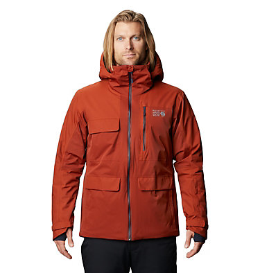 Men's Firefall/2™ Insulated Jacket Firefall/2™ Insulated Jacket | 407 | L, Rusted, front