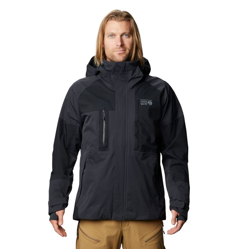 Firefall/2™ Jacket | 010 | S Men's Firefall/2™ Jacket, Black, front