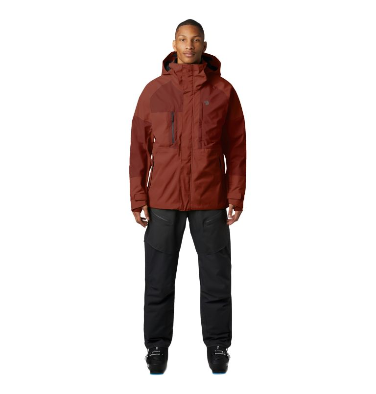 Firefall/2™ Jacket | 801 | S Men's Firefall/2™ Jacket, Rusted, a1
