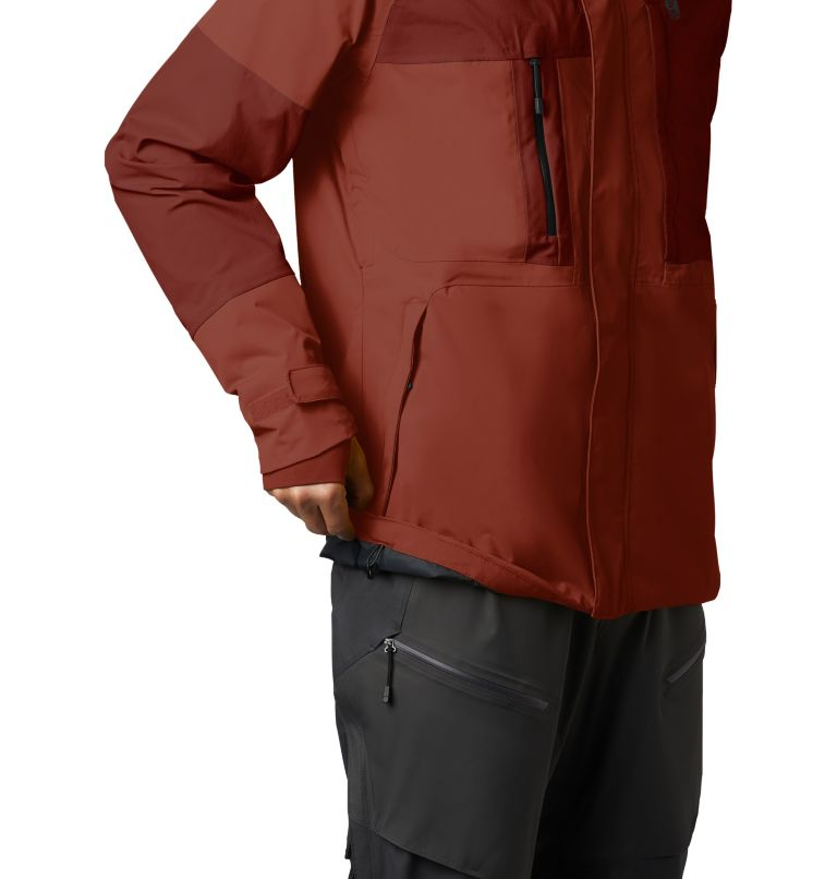 Firefall/2™ Jacket | 801 | S Men's Firefall/2™ Jacket, Rusted, a3