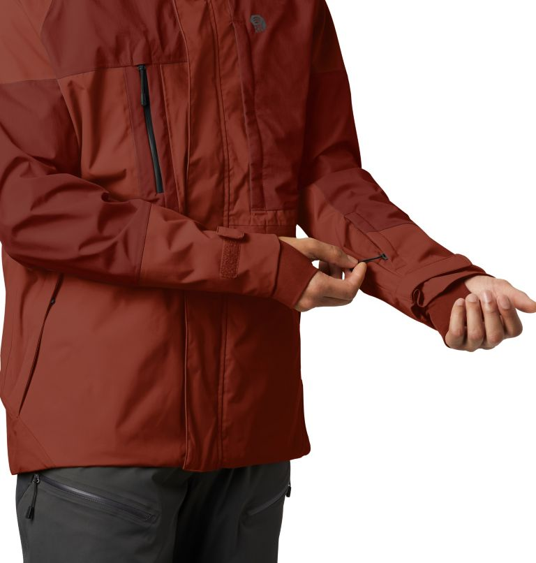 Firefall/2™ Jacket | 801 | S Men's Firefall/2™ Jacket, Rusted, a4