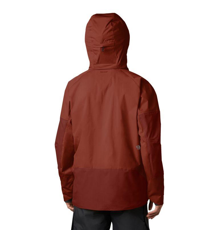 Firefall/2™ Jacket | 801 | S Men's Firefall/2™ Jacket, Rusted, back