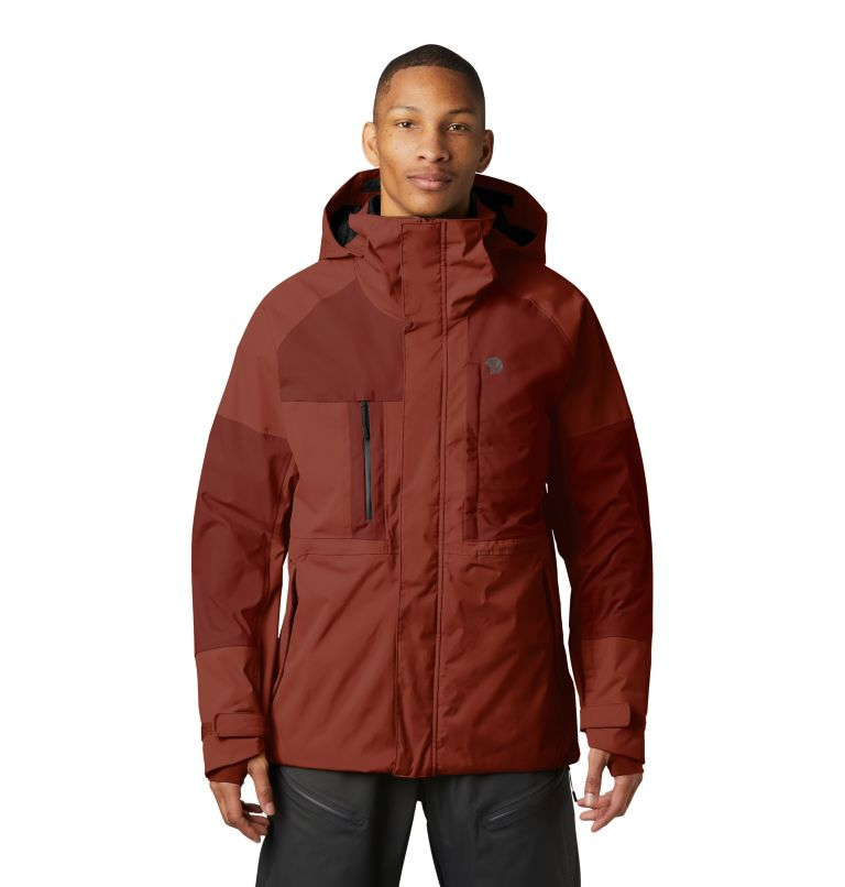 Firefall/2™ Jacket | 801 | S Men's Firefall/2™ Jacket, Rusted, front