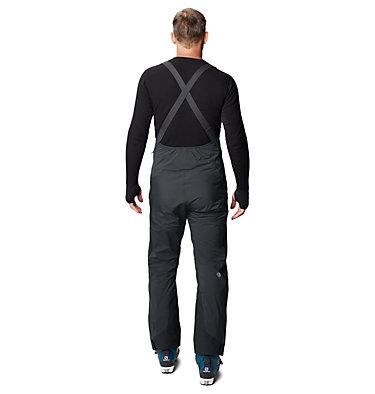 Men's High Exposure™ Gore-Tex® C-Knit™ Bib High Exposure™ Gore-Tex C-Knit™ Bib | 402 | L, Dark Storm, back