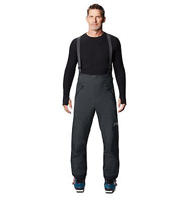 Men's High Exposure™ Gore-Tex® C-Knit™ Bib High Exposure™ Gore-Tex C-Knit™ Bib | 402 | L, Dark Storm, front