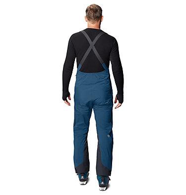 Salopette High Exposure™ Gore-Tex® C-Knit™ Homme High Exposure™ Gore-Tex C-Knit™ Bib | 402 | L, Blue Horizon, back