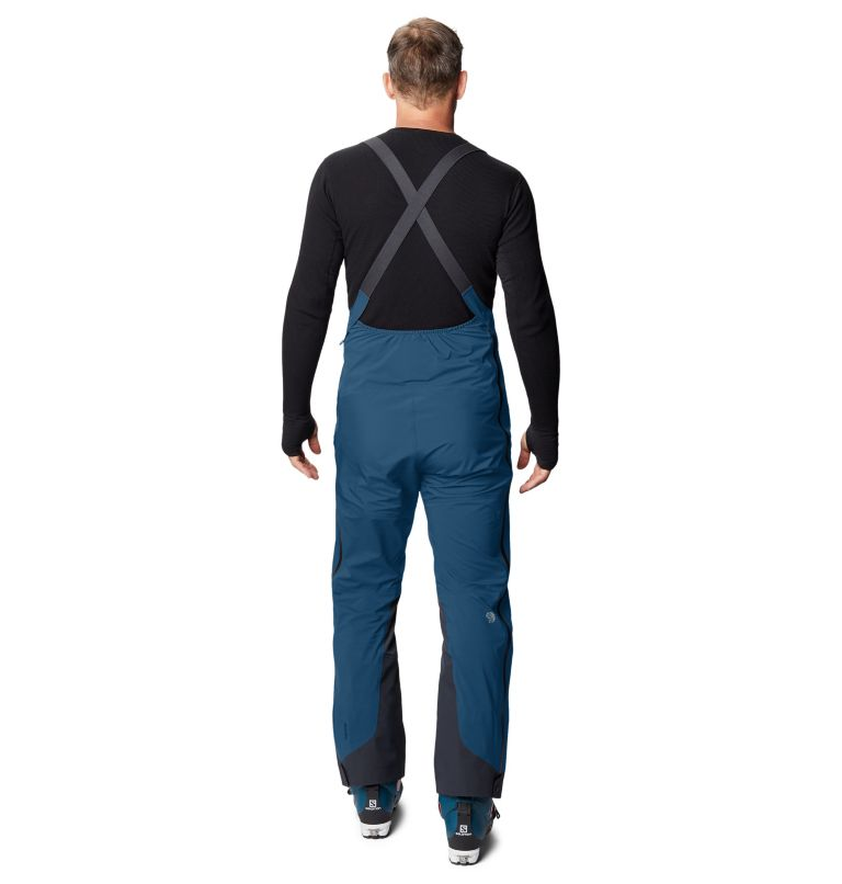 Men's High Exposure™ Gore-Tex® C-Knit™ Bib Men's High Exposure™ Gore-Tex® C-Knit™ Bib, back