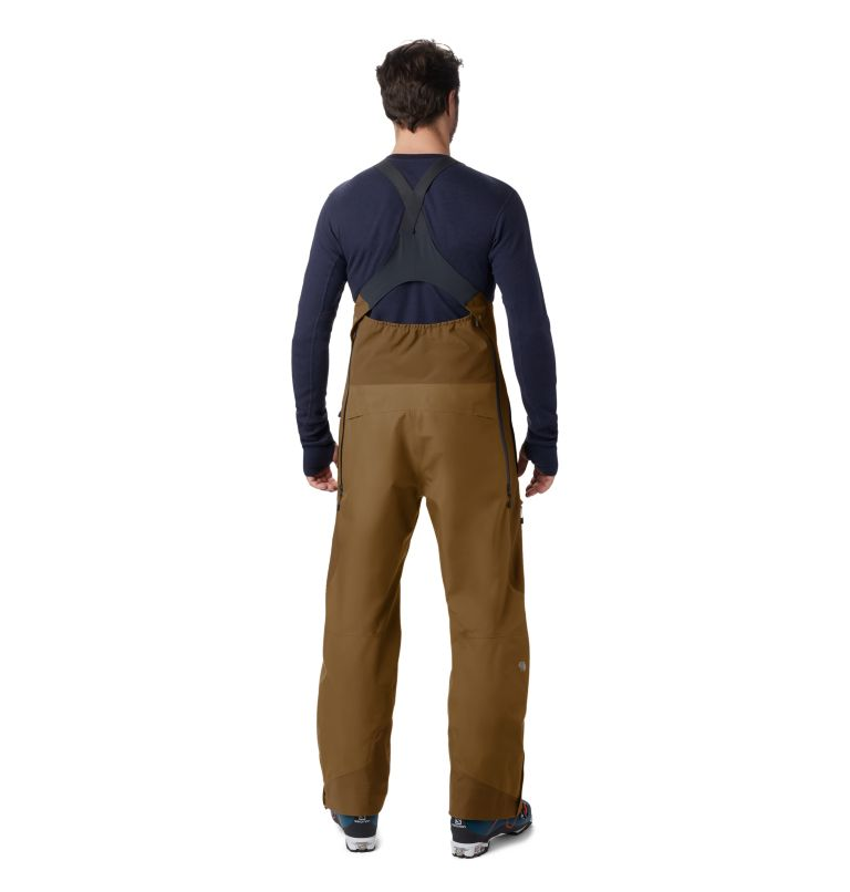 Men's Boundary Ridge™ Gore-Tex® 3L Bib Men's Boundary Ridge™ Gore-Tex® 3L Bib, back