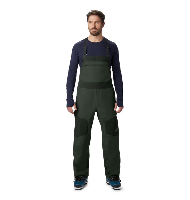 Men's Boundary Ridge™ Gore-Tex® 3L Bib Men's Boundary Ridge™ Gore-Tex® 3L Bib, front