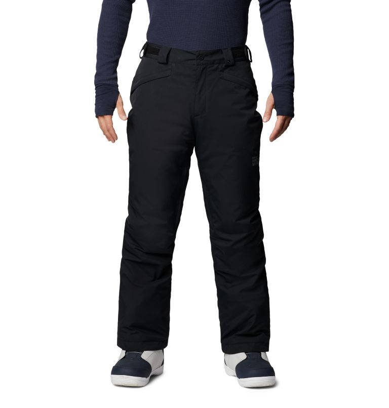 FireFall/2™ Insulated Pant | 010 | S Men's FireFall/2™ Insulated Pant, Black, front