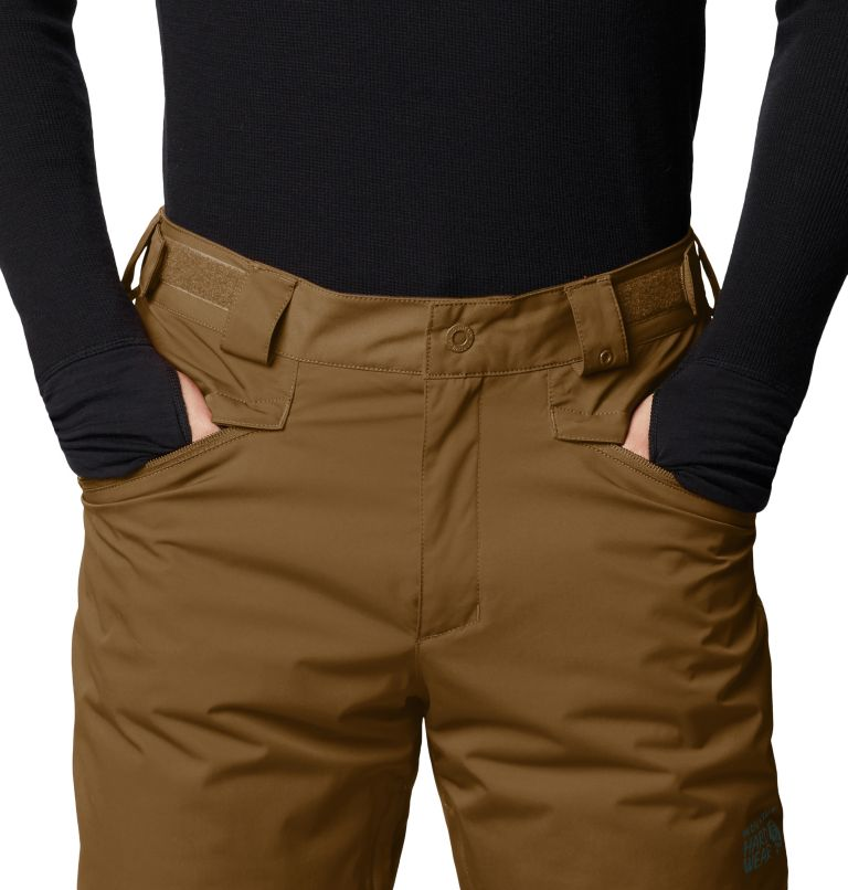 FireFall/2™ Insulated Pant | 233 | S Men's FireFall/2™ Insulated Pant, Golden Brown, a2