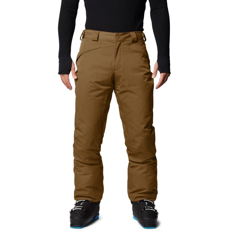 FireFall/2™ Insulated Pant | 233 | S Men's FireFall/2™ Insulated Pant, Golden Brown, front