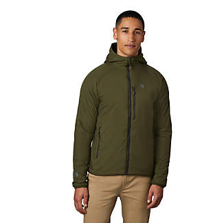 Men's Kor Strata Hooded Jacket
