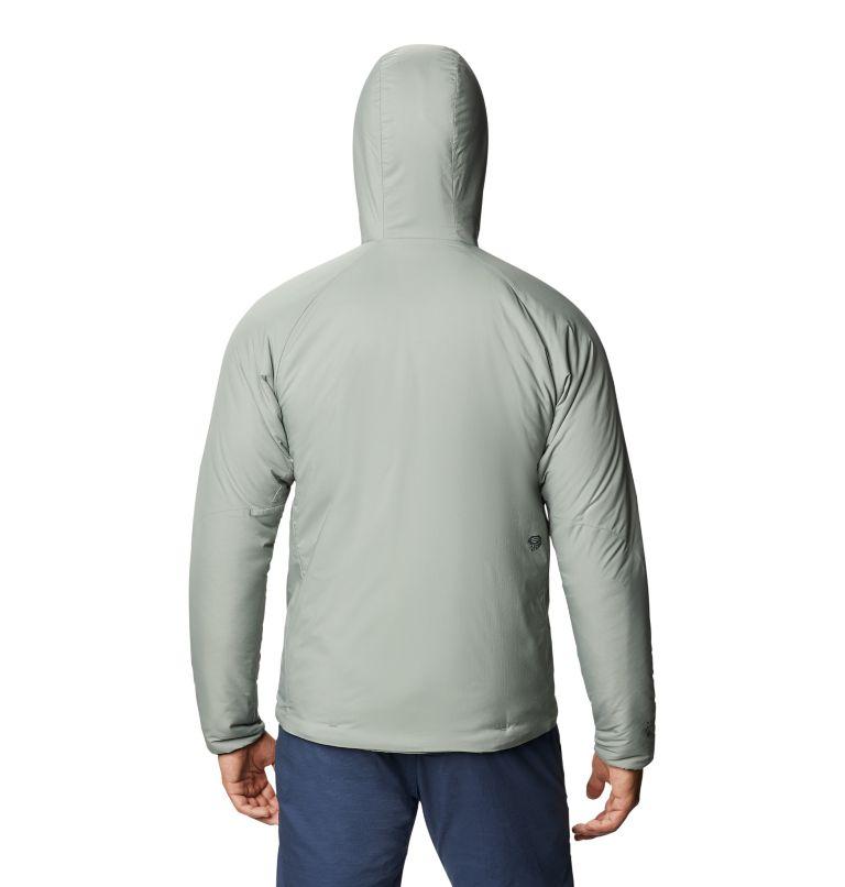 Kor Strata™ Hoody | 339 | S Men's Kor Strata™ Hoody, Wet Stone, back