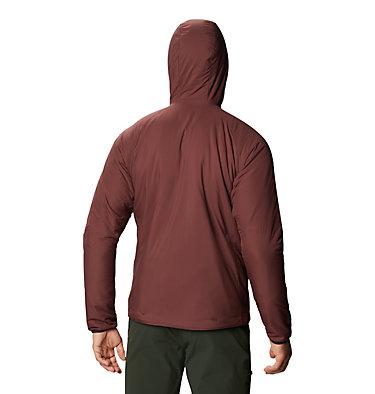 Men's Kor Strata™ Hoody Kor Strata™ Hoody | 004 | L, Washed Raisin, back