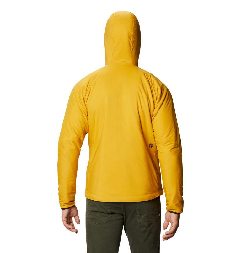 Kor Strata™ Hoody | 750 | S Men's Kor Strata™ Hoody, Gold Hour, back