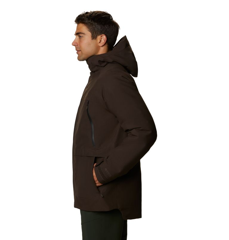 Men's Summit Shadow™ Hooded Down Jacket Men's Summit Shadow™ Hooded Down Jacket, a1