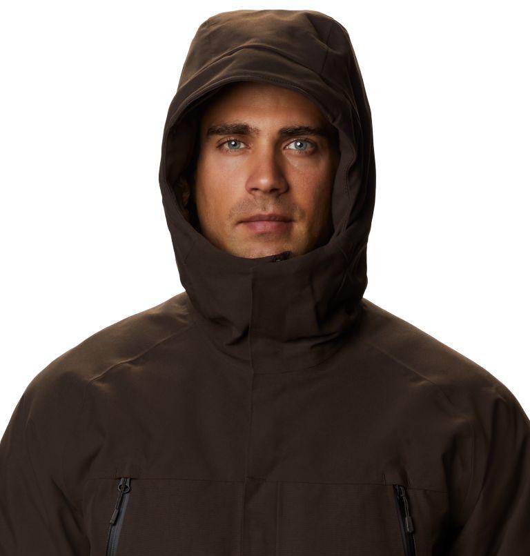 Men's Summit Shadow™ Hooded Down Jacket Men's Summit Shadow™ Hooded Down Jacket, a2