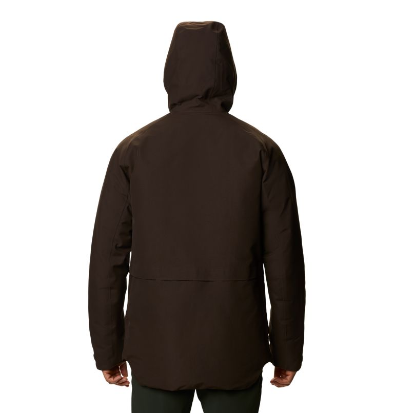 Men's Summit Shadow™ Hooded Down Jacket Men's Summit Shadow™ Hooded Down Jacket, back