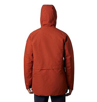 Men's Summit Shadow™ Hooded Down Jacket Summit Shadow™ Gore-Tex® Down  | 406 | XL, Rusted, back
